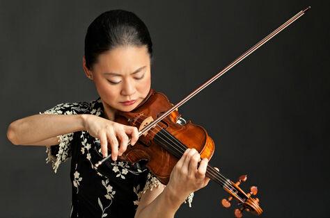 Midori Violine Philharmonia Prag