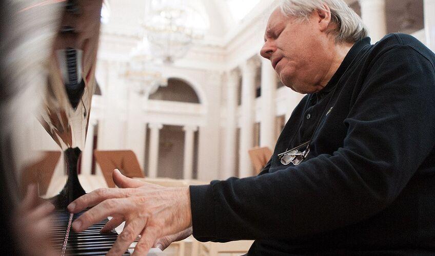 Grigory Sokolov (c) Mary Slepkova