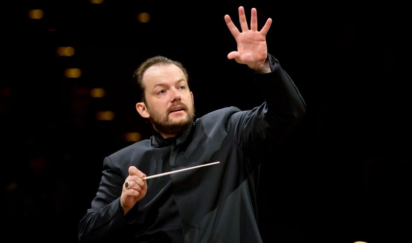 Andris Nelsons (c) Gert Mothes