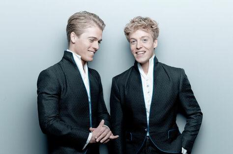 Lucas und Arthur Jussen Klavier Orchestre National de Lyon