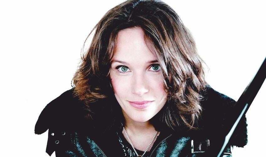 Hélène Grimaud (c) Mat Hennek
